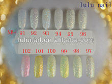 NC series pure color UV gel soak off gel nail polish