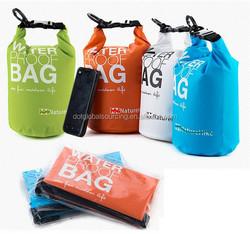 New Ultralight Rafting Bag Dry Bag Travelling Waterproof Bag 5L 2L