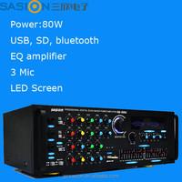Korea car radio antenna amplifier speaker