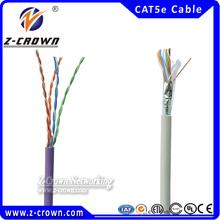 Factory wholesale FTP UTP CAT 5 CAT 5E CAT 6 lan cable ethernet cables