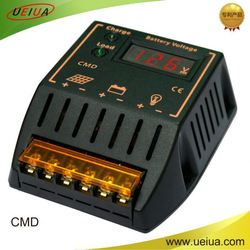 low cost 20A 24V solar panel charge controller China manufacturer direct sales