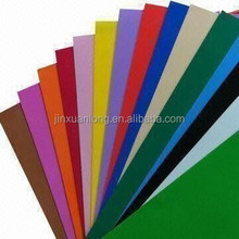 High elasticity colorful eva foam sheet/eva foam