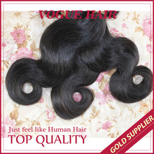 Deep Wave Middle Part Kids Ponytail Hair Extension