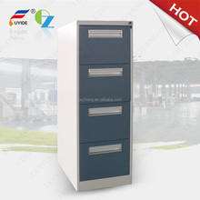Letter storage cherry commercial 4 drawer grey file cabinet