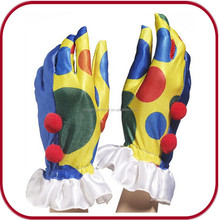 carnival accessories/ carnival accessories party gloves/ hot sale clown gloves carnival accessories PGAC-0760