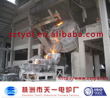 0.5 ton-30 ton electric arc furnace