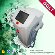 Sapphire skin contact cooling 808nm diode laser hair removal products