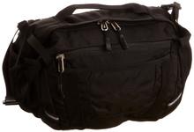 Large Capacity Practical Outdoor Sports Black Waist Bag