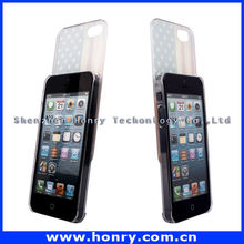 Promotion price For iPhone 5 Mirror Phone Case