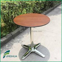 Wood grain colour hpl compact sheet board countertop/table top