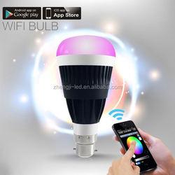 china hot product,Bluetooth RGBW led light bulb cost