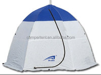 comfortable and foldable waterproof Oxford rainfly 2-3 person fishing tent