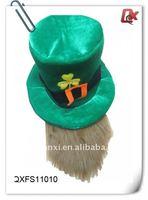 Lovely St. Patrick's Day hat (QXFS11010)