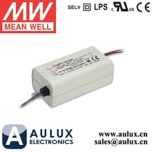 Meanwell APC-16-350 Constant Current design LED Driver 16W 350mA 12~48V CE UL Approved