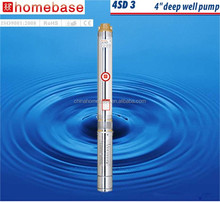 4SD centrifugal electric submersible pump