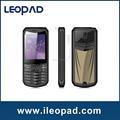 2.4 polegadas teclado grande e telefones celulares, baixa final telefone móvel
