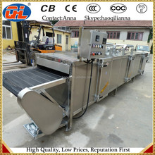 Corn Flakes Big Size High Temperature Infrared Gas Toasting Oven
