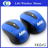 Mini Portable 2.4Ghz Cordless Optical Mouse Wireless Mouse