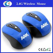 Mini Portable 2.4Ghz Cordless Optical Mouse Wireless Mouse