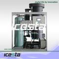 icesta 5000 kgs capacidad diaria de hielo del tubo tubo de proveedor de hielo productor