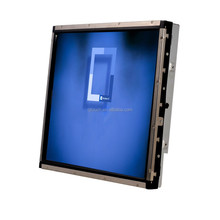 TFT lcd 15 inch LED open frame touch monitor, advertising lcd monitor