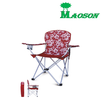 selling 2014 beautiful folding camping chair with armrest