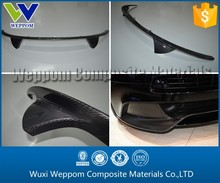 High Glossy Carbon Fiber Car Exterior Accessories For Sale