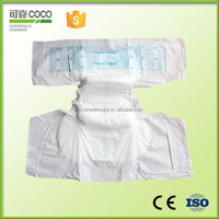 2015 Newest China Factory Pants Type Adult Diaper Insert Pad For India Quality