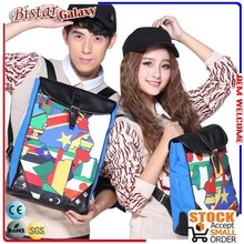 Fashion brand bags stock available made in China ladies and men laptop backpack vintage style high quality BBP502L