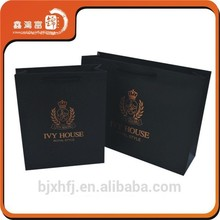 2015 best quality china supplier accept custom shopping paper bag
