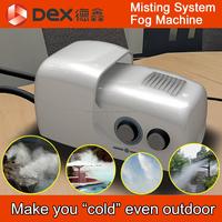 new technology self priming garden mist system