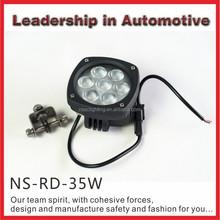 35W Auto LED worklights led off road driving light led fog lamp for car