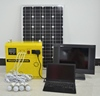 Low price 500w solar system home power kit