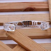 B099 высокого качества мода ювелирные изделия мода украшения 925 серебряным покрытием браслет для женщин Цена