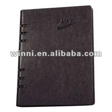 leather calendar