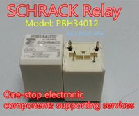 Tyco Electronics/SCHRACK Relay PBH34012 6A 12VDC 4Pin Power Relay