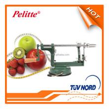 Stainless Steel apple peeler corer slicer /apple corer machine