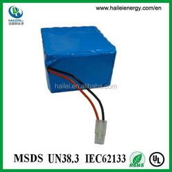 wholesale 13500mah rechargeable lifepo4 battery 12v