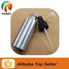 100ml Empty Travel Aluminum Bottle Aluminium Spray Bottle