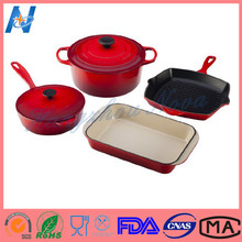 Customized widely Wholesale cast iron enamel cookware