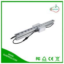 Super umols+ accurated lunghezze d'onda, + daisy chain, impianto impermeabile crescere barra led di luce 168w per cetriolo