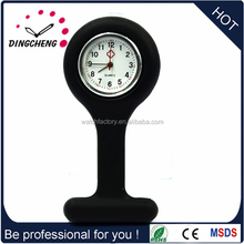 Hot Selling Customized Advertising Water Resistant Nurse Silicone FOB Watches for Nurses