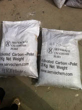Customized hotsell gas purification make activated carbon