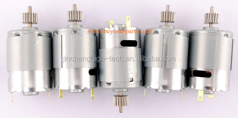 small electric dc motor for excavator throttle governor E320 320b 320c 320d