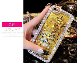 Hot Sell Elegant Design Phone Case For iPhone 6/6 plus Brilliant Bling Shining Diamond Bling Case Rhinestone Case for Iphone