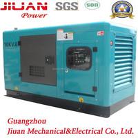 diesel electric silent hot slae 10kva diesel silent power hho generator