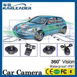 2015 newest 360 view car camera system , all around rear view camera
