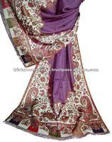 High Quality Woven Pattern Indian Kani Shawl
