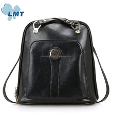 world best selling products fashion women pure leather shoulder bags genuine leather satchel backpack