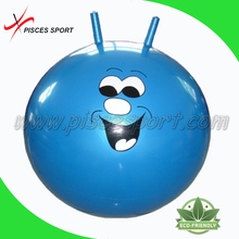 PVC soft inflatable with Handle Toy jumping Ball